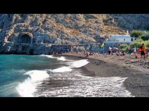KAMARI SANTORINI TWO FACES - YouTube