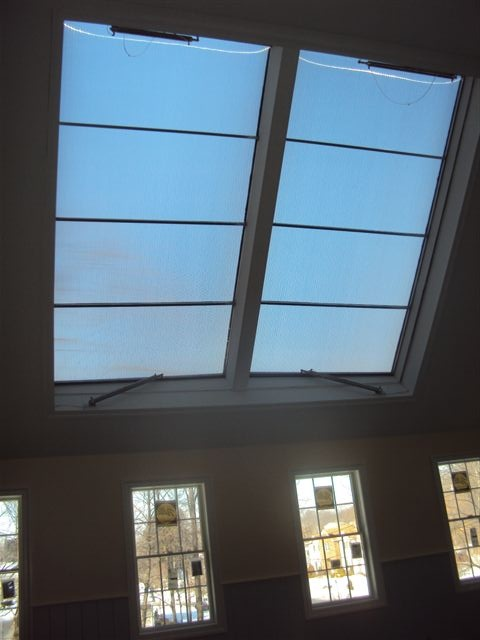 Large succah skylight skylights pinterest skylights for Large skylights