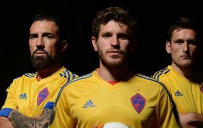 Colorado Rapids 2015 adidas Away Jersey