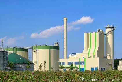 Anaerobig #digestion ist the way to produce #biogas for the renewable #bioenergy
