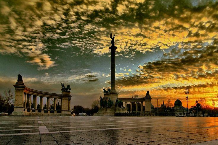 An amazing Hungarian city