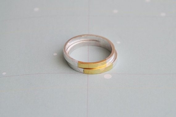 cosmos ring sterling silver by Twinklebird on Etsy: Pretty Rings, Cosmos Rings, Bands, Etsy, 45 00, Rings Sterling, Sterling Silver, Gold Rings, 18K Gold