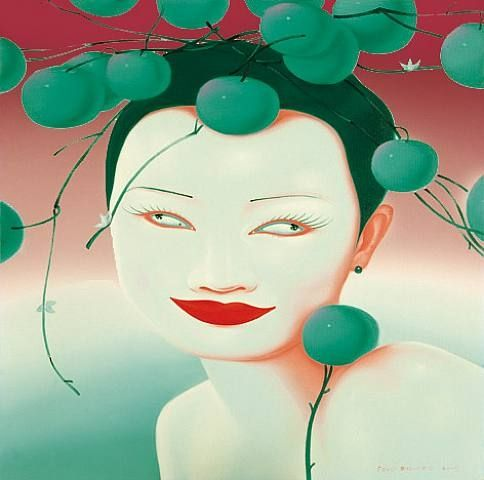 artnet Galleries: No. 1 von 2005 by Feng Zhengjie from ArtChina Gallery