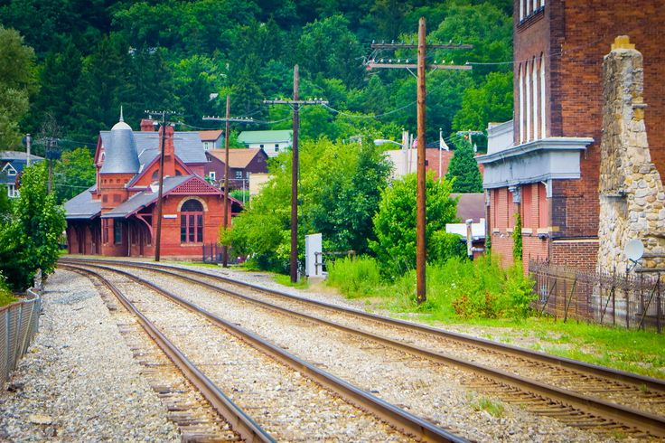 Ten Maryland mountain towns