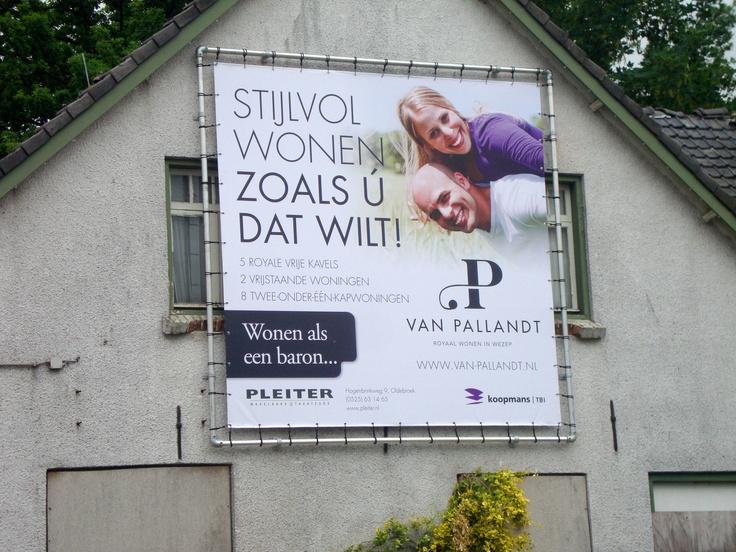 Bouwdoek Van Pallandt, Wezep