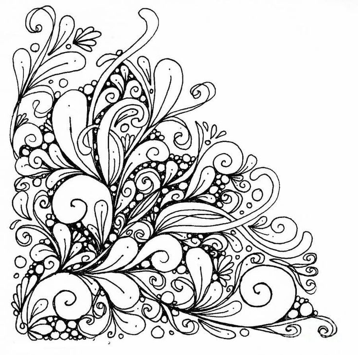 Girly Mandala Coloring Pages Coloring Labs terapia