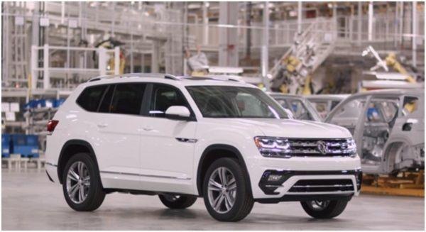 Volkswagen ATLAS.