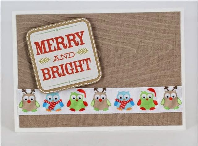 Merry and Bright www.craftqueen.com.au