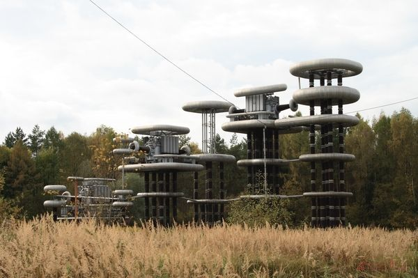 High Voltage Marx and Tesla Generators Research Facility (Russia)