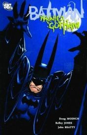 BATMAN Haunted Gotham TP Written by Doug Moench Art by Kelley Jones John Beatty  Jason Moore Cover by Kelley Jones The team behind the popular BATMANDRACULA RED RAIN BLOODSTORM and CRIMSON MIST reunited in 2000 for the 4-iss http://www.comparestoreprices.co.uk/january-2017-6/batman-haunted-gotham-tp.asp