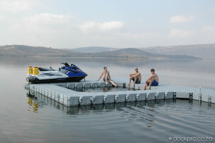 Jetties and dry docks. DOCKPRO - custom modular flotation systems for both commercial and recreational markets. www.dockpro.co.za