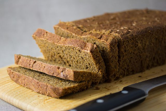 100 Percent Rye Bread - Veganbaking.net - Recipes, desserts and tips
