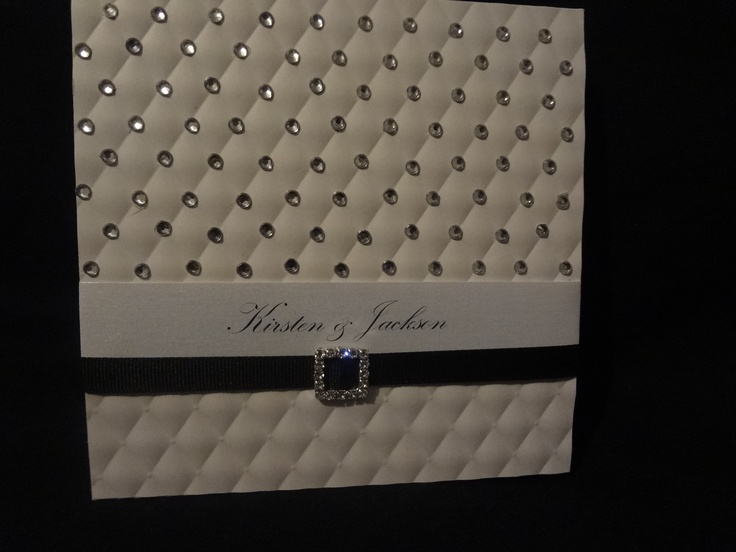 best 25+ bling wedding invitations ideas on pinterest | bling, Wedding invitations