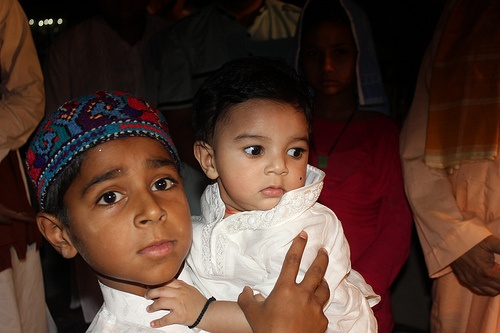 Ahmed Ali and Hyder Ali