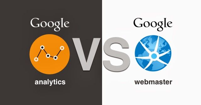 How is #GoogleAnalytics different from #GoogleWebmaster Tools? | Social Media, Software, Web on End of Line Magazine