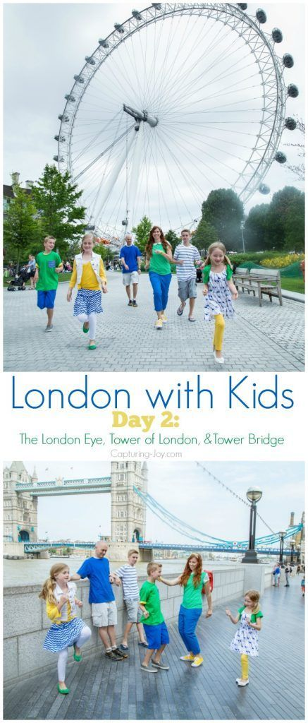 What to see and do in London with Kids: Part 2! Thinking about taking a family trip to London but not sure what to do? Here are some fun ideas! Capturing-Joy.com