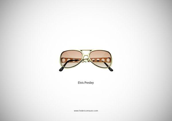 Chic Rumors: 20 famous eyeglasses