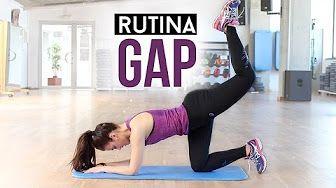 ejercicios para gluteos piernas y abdomen - YouTube