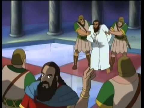 Daniel y el Pozo de los Leones - Pelicula Cristiana - YouTube