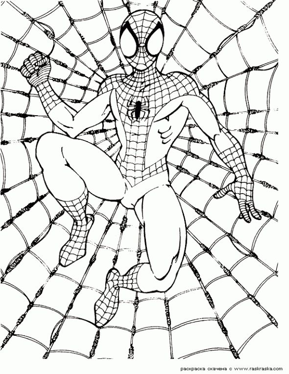 spiderman coloring pages 1 spiderman kids printables coloring