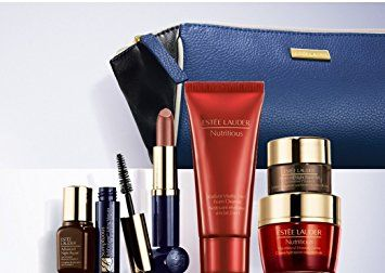 New! Estee Lauder 2014 Fall 7Pc Gift Set Review