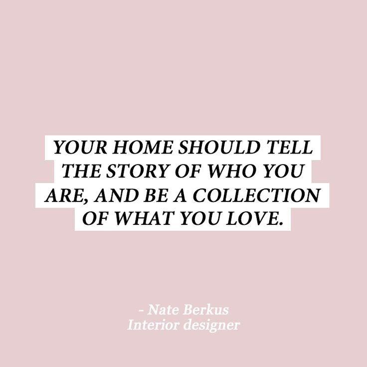 Home Interior Design Quotes