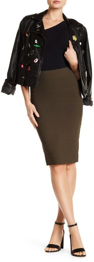 Romeo & Juliet Couture Bandage Skirt