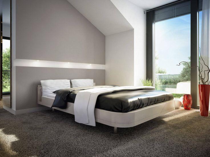 Schlafzimmer im Musterhaus CONCEPT-M 163 München von Bien-Zenker • Mit Musterhaus.net Traumhaus finden und Inspirationen für individuelle Schlafzimmer sammeln!