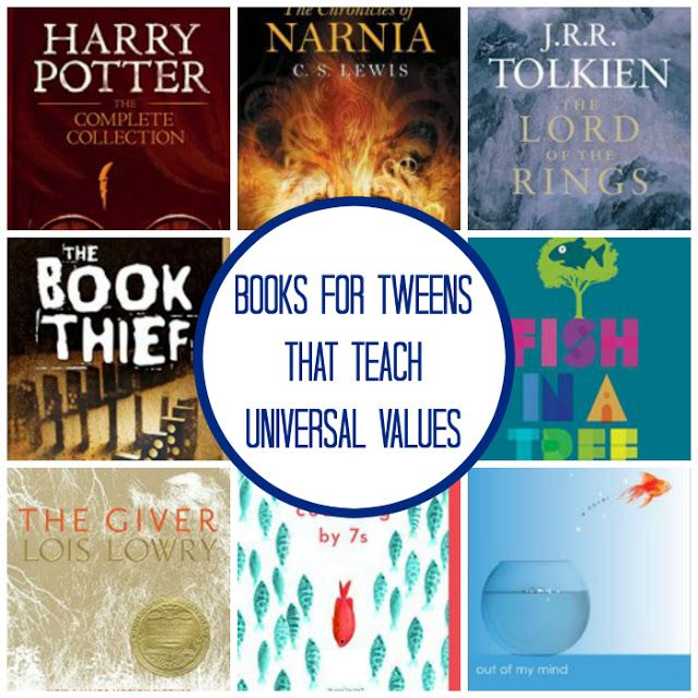Discussing Virtues with Tweens Through Books - Planet Smarty Pants