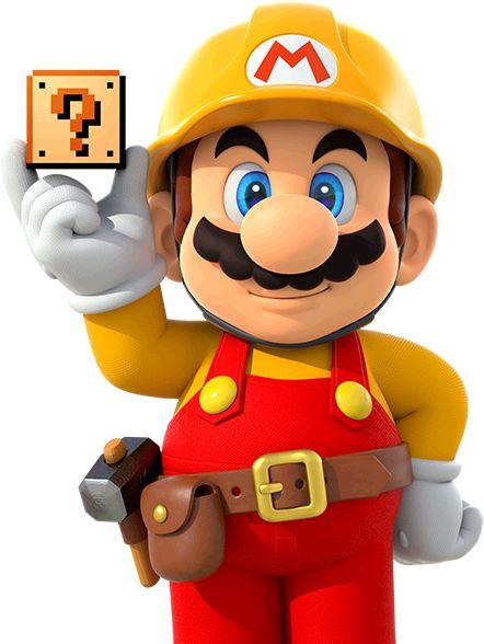 Super mario maker  TV-spel till Wii-U                                                                                                                                                     More