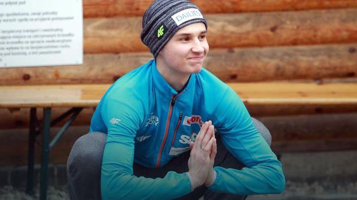 Klemens Murańka: nie widziałem nart w powietrzu; to była wariacja, ale było fajnie