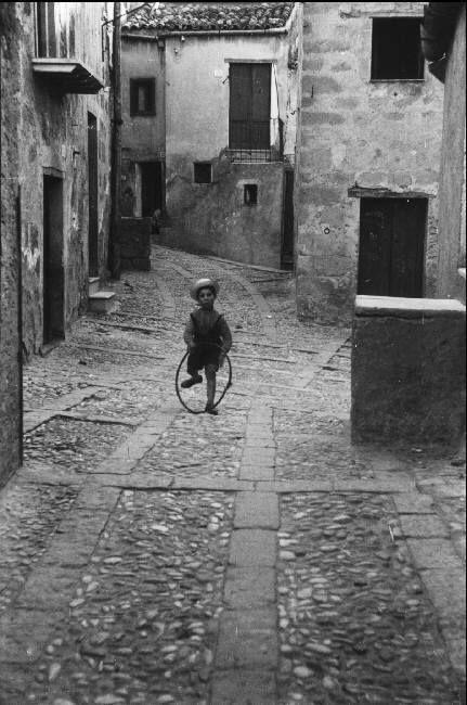 Rene Burri ITALY. 1956