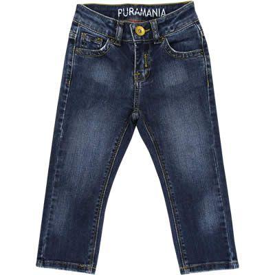 Calça Jeans Infantil Masculina - Puramania