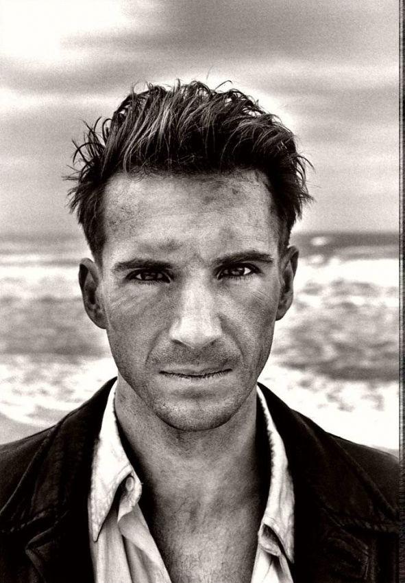 Ralph Fiennes (Photographer: Helmut Newton)