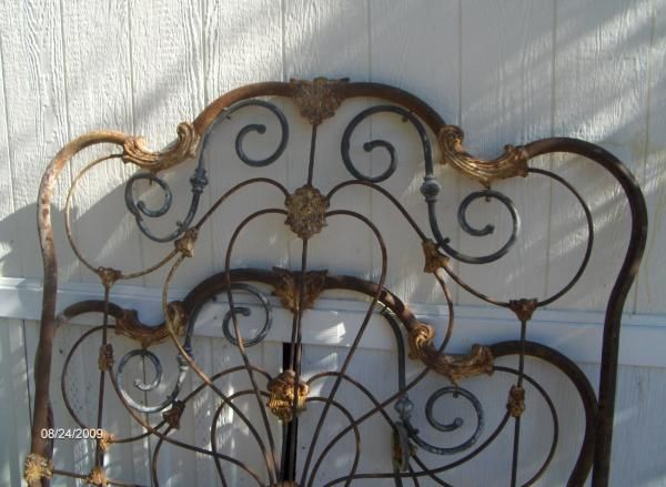 50 Best Images About Wrought Irons Beds On Pinterest