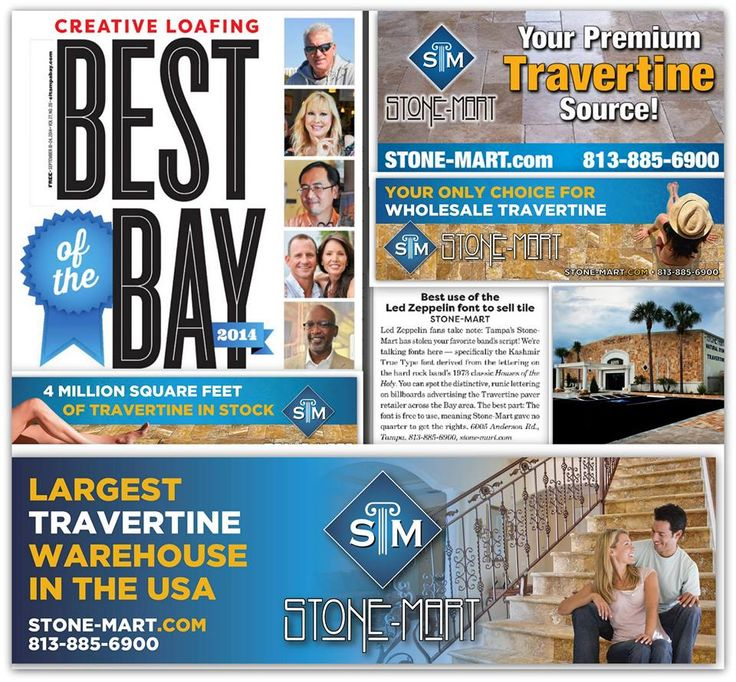 Visit Our Showroom And Get Your Premium Travertine Today!!!    www.stone-mart.com Phone: (813) 885-6900 Email: info@stone-mart.com