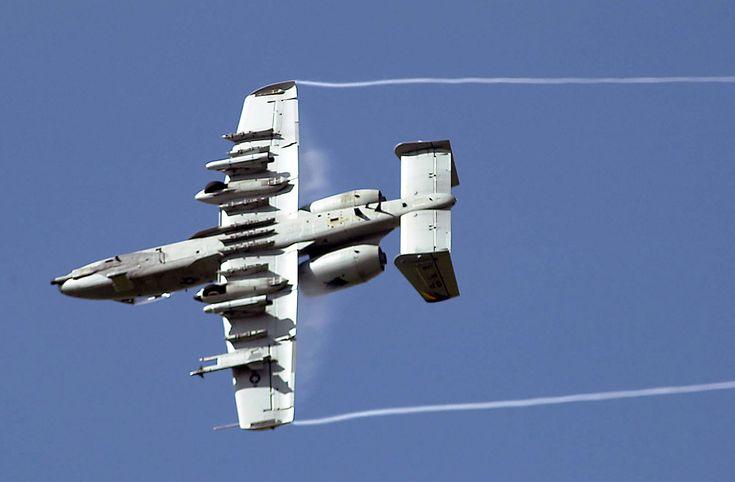 Fairchild-Republic A-10 – Wikipedia