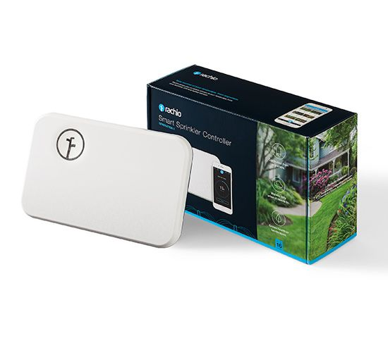Rachio - Smart Home sprinkler control at affordable pricing !