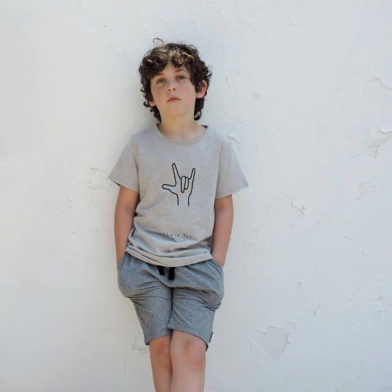 Boys Grey Harem Shorts Toddler Kids Harem Shorts Hipster