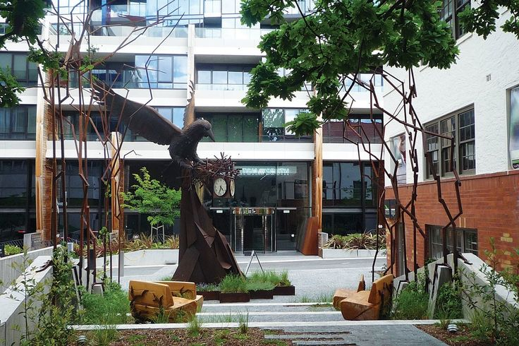 New Acton Precinct   ArchitectureAU