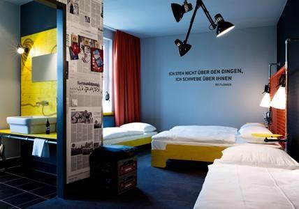 """""""Superbude"""" Hamburg-St. Pauli: übernachten im Design-Hostel"""