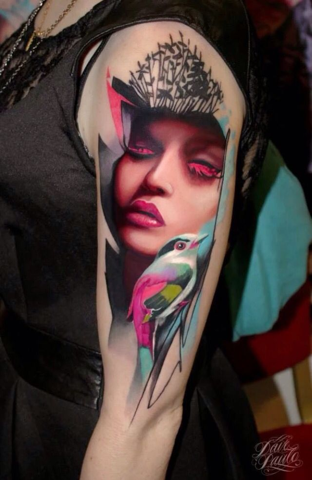 #tattoo by Dave Paulo #savemyink