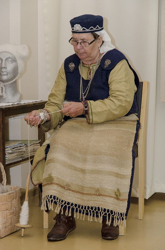 Hämeen keskiaikamarkkinat - Häme Medieval Faire 2012, Nainen - Woman, © Heikki Haavisto