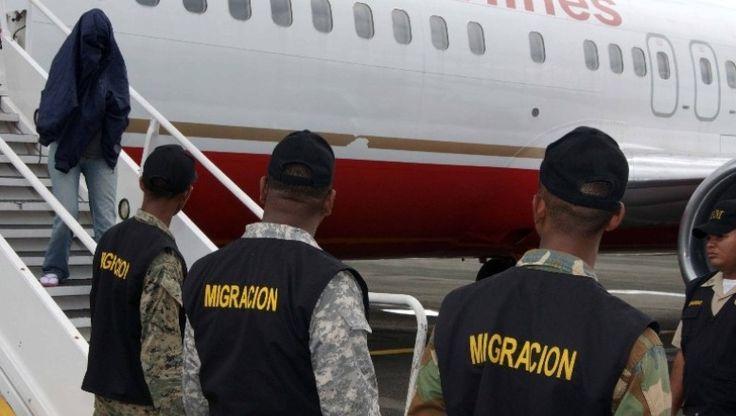 Otros 91 Dominicanos Llegan Hoy Repatriados Luego De Cumplir Condenas En Cárceles EE.UU.