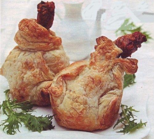 рецепт приготовления куриных ножек