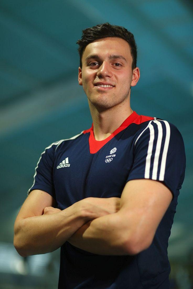 James Guy - Swimming.