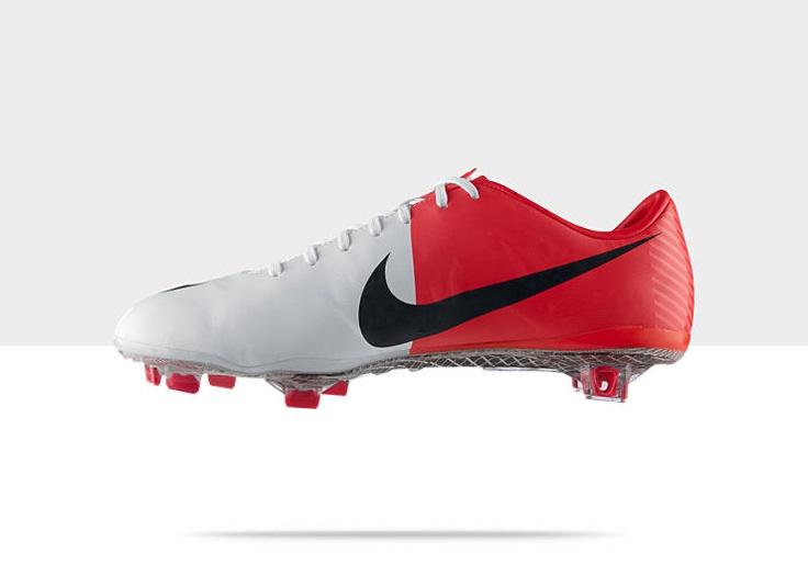 Nike Mercurial Vapor VIII FG. ¿Qué os parecen mis botas?.
