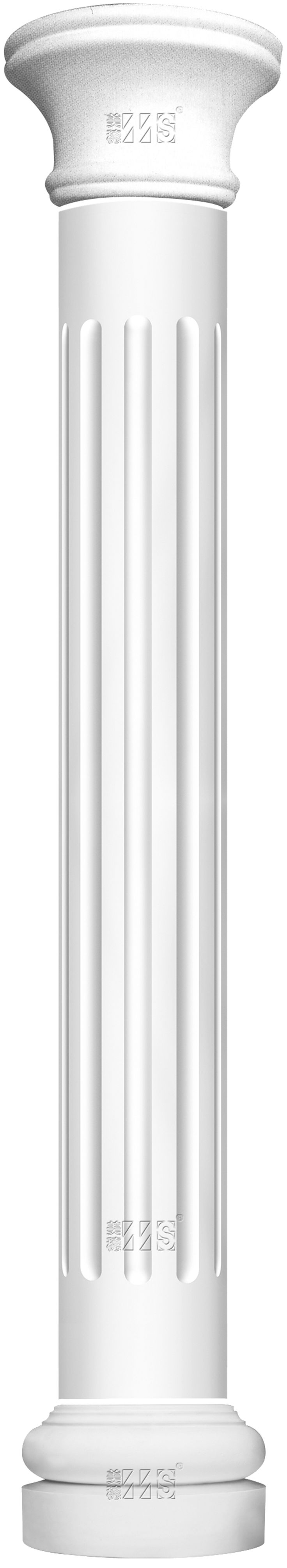 European Style Columns : Inspired by the roman column europe style and