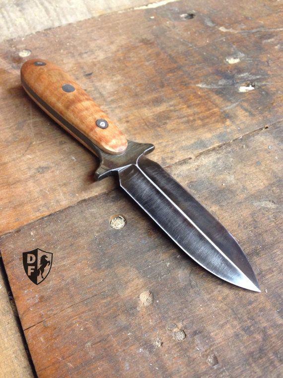 Boot Knife - Custom Dagger