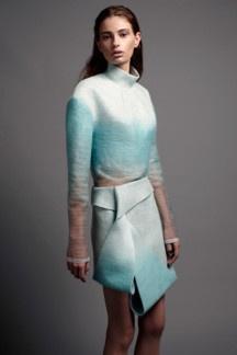 Dion Lee's Woolmark collection gallery - Vogue Australia